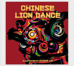 lion dancer book lion chindren s book i2