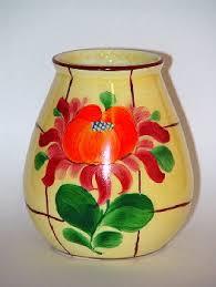 Czechoslovakia Vase Czech