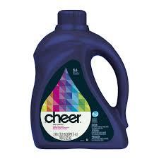 Wisk Wiper by Cheer He Liquid Laundry Detergent 100oz 64 Loads Walmart Com