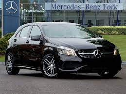 mercedes 180 a class used 2017 mercedes a class a 180 amg line for sale in