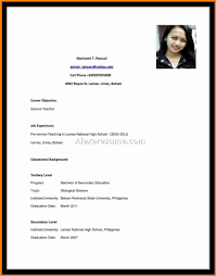 sle resume for highschool students with little work experience resume sle job with no experience luxury high student