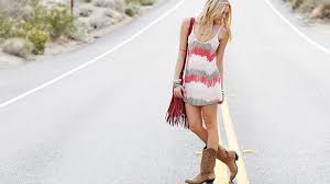 110 best beautiful boots images the 15 best dresses to wear with cowboy boots stylecaster