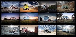 2017 kenworth calendar wot else but kenworth 1 3 historic commercial vehicle club of