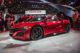 acura supercar 2016 acura nsx first look motor trend