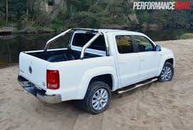 volkswagen amarok off road 2014 volkswagen amarok highline tdi420 video performancedrive