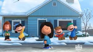 snoopy thanksgiving video the peanuts movie trailer charlie brown hits the big screen