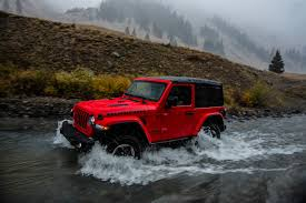 2018 jeep wrangler first drive review because it u0027s there motor
