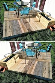 Patio Table Made From Pallets by 100 Pallet Patio Table Plans Wishing Well Out Of Pallets
