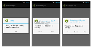 dialog android android tutorial alertdialog in android by microsoft award mvp