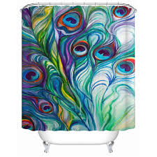 Chevron Bathroom Decor by Bathroom Peacock Shower Curtain Fabric With Peacocks Pretty