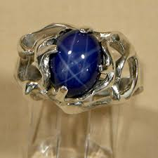 rings star sapphire images Free form rings skip white jewelry jpg