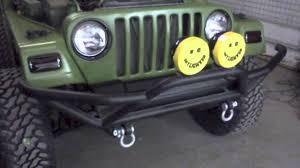 zombie jeep jeep 1998 tj zombie build youtube