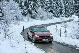 opel winter opel insignia country tourer 2017 im test fahrbericht biturbo diesel