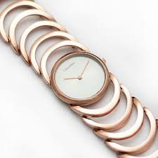 ladies watches bracelet style images Buy ck style ladies rose gold hollow bracelet watch w101r jpg
