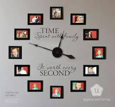 spent with family clock kit