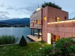 lakeside boathouse in austria decor advisor