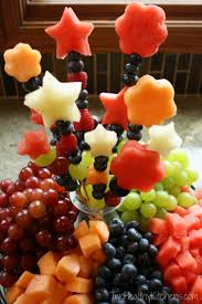 christmas fruit arrangements how to make fruit bouquets and fruit kabob skewers