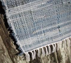 Denim Rag Rug 57 Best Rag Rugs Images On Pinterest Rag Rugs Iowa And 1920s