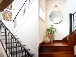 how to decorate a staircase love u0026 renovations