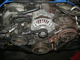 subaru wrx engine block how to set timing timing belt change on a subaru sohc ej25
