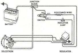 wiring diagram how to wire gm alternator wiring diagram 1 wire