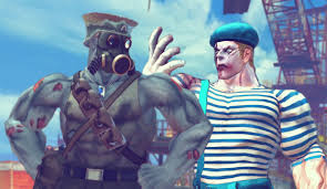 Chun Li Halloween Costume Mime Abel Ww2 Zombie Guile Ultra Street Fighter 4 Halloween
