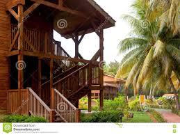 Bungalow Houses by Wooden Cozy Comfortable Bungalow Houses Stairs Standing Near The
