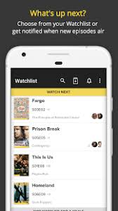 androids tv show tv time tv show tracker android apps on play