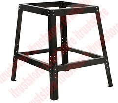universal table saw stand with wheels central machinery universal tool stand heavy duty 16 gauge sheet