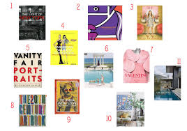 Art Coffee Table Books Gift Guide For The Book Lover Luella U0026 June