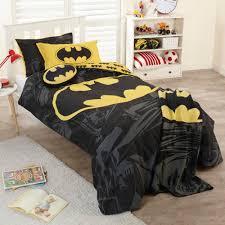 Superhero Bedding Twin Bedroom Enchanting Batman Twin Bedding For Boy Bedroom Decorating