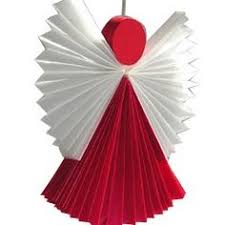 Christmas Decorations Paper Angels by Paper Angels U2026 Pinteres U2026