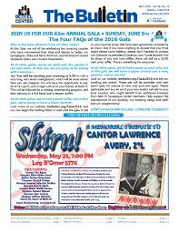 ray catena lexus white plains hours may16 bull web2 by beth el synagogue center issuu