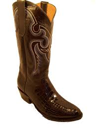 belly alligator cowboy boots 8196