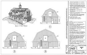 Building Plans Barn 153 Pole Barn Plans And Designs That You Can Actually Build