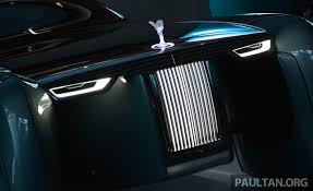 future rolls royce rolls royce vision next 100 u2013 the future of opulence image 509507