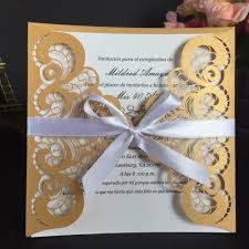Weeding Invitation Card Aliexpress Com Buy 30pcs Wedding Invitations Cards Customizable