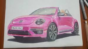 volkswagen buggy pink bekirselcuki draw to drive