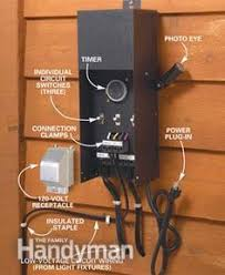 How To Install Landscape Lighting Transformer Low Voltage Outdoor Lighting Landscaping Lights And Yards