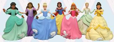 tech offer disney princess figurines disney