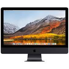 ordinateur bureau apple apple imac pro avec écran retina 5k mq2y2fn a s4to 64go rp16