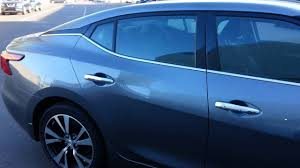 2016 nissan maxima youtube 2016 nissan maxima sv youtube