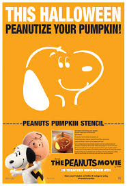 a very peanuts pumpkin carving stencil money saving parent