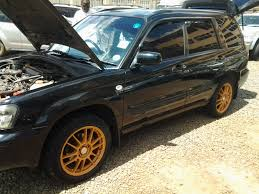 subaru forester black subaru forester cars for sale in kenya on patauza