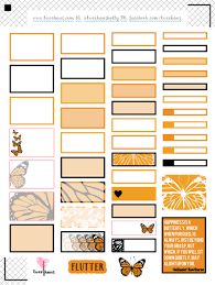 erin condren life planner free printable stickers free printable hourly erin condren stickers to match march colors