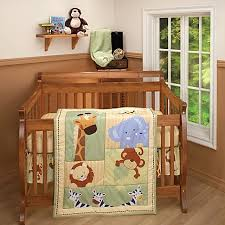 Crib Bedding Jungle Nojo Bedding Safari Crib Bedding Collection Bed