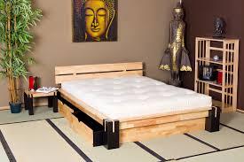 fabriquer tiroir sous lit lit en bois et lit japonais optez pour un lit original et pas cher