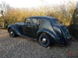 bentley velvet barn find 1947 bentley mkvi 86th car built restoration velvet