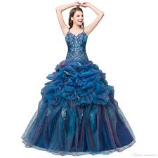 cheap quinceanera gowns sweet 16 ball gowns organza quinceanera