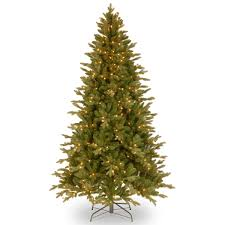 6ft avalon feel real pre lit artificial christmas tree